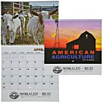 American Agriculture Calendar - Spiral