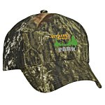 Six-Panel Camouflage Cap