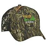 Six-Panel Camouflage Cap
