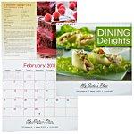Dining Delights Calendar - Spiral