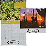 Inspirational Calendar - Spiral