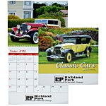 Classic Cars Calendar - Spiral