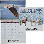 Wildlife Calendar - Spiral