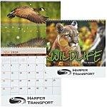 Wildlife Calendar - Spiral