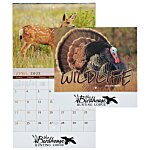 Wildlife Calendar - Stapled