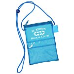 Trade Show Badge Holder - Translucent