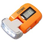 Pedometer w/Light