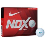 Nike NDX Heat Golf Ball - Dozen - Standard Ship