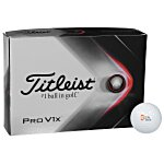 Titleist Pro V1x Golf Ball - Dozen - Standard Ship