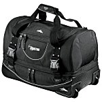 "High Sierra 22"" Rolling Duffel - Screen"