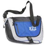Fast Lane Convertible Messenger Bag - Screen