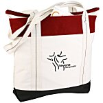 Hamptons Weekend Tote Bag - Screen