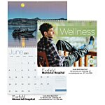 Wellness 12-Month Calendar