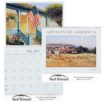 Artists of America 12-Month Calendar
