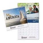 My America 12-Month Calendar