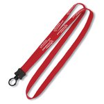 Organic Cotton Lanyard – 1/2