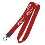 Organic Cotton Lanyard  1