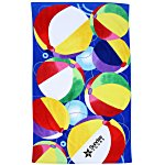 Beach Towel - Beach Balls