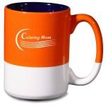 Varsity Mug - Orange - 15 oz.