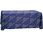 Convertible Table Throw - 4' to 6' - Full Color