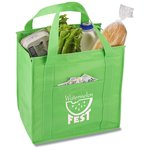 Insulated Polypropylene Grocery Tote