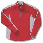 Recycled Polyester Half Zip Fleece - Ladies'