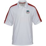 Performance Pique Color Block Polo - Men's