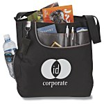 Transpire Deluxe Business Tote - Screen