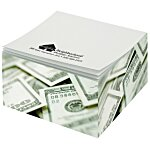 Post-it® Notes Cubes - 285 Sheets - Financial