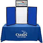 Show 'N' Write Tabletop Display - Economy Kit - 6' - Header