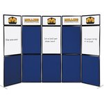 Show 'N' Fold Up Floor Display - 10' - Header