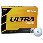 Wilson Ultra Distance Golf Ball - Dozen - 24 hr
