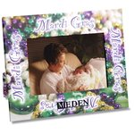 Paper Photo Frame - Mardi Gras