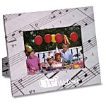 Paper Photo Frame - Music