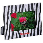 Paper Photo Frame - Zebra