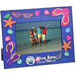 Paper Photo Frame - Summer