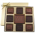 Centerpiece Chocolates - 6 oz. - Thank You & House