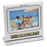 Flipper Memo Picture Clock