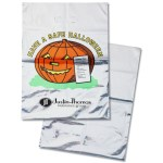 Metallic Halloween Bag - Safe