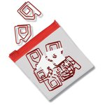 Clipsters Paper Clips - House