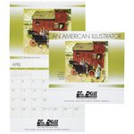 An American Illustrator 2015 Calendar - Stapled - Closeout