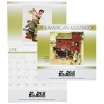 An American Illustrator 2015 Calendar - Spiral - Closeout