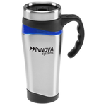 Color Touch Stainless Mug - 16 oz.