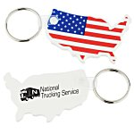 US Stock Soft Key Tag