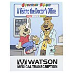 A Visit To The Doctor's Office Sticker Book