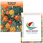 Standard Series Seed Packet - Marigold