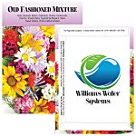 Standard Series Seed Packet - Old Fashioned Mix