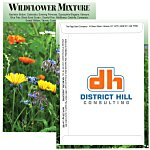 Standard Series Seed Packet - Wildflower Mix