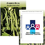 Standard Series Seed Packet - Garden Bean Stringless