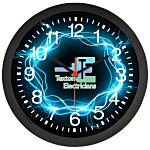 Slim Wall Clock - 12